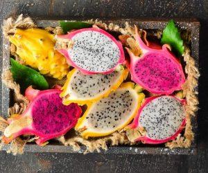 variedades de pitaya